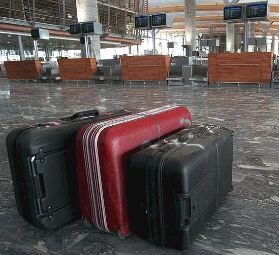 Hva kan du ha med i bagasjen