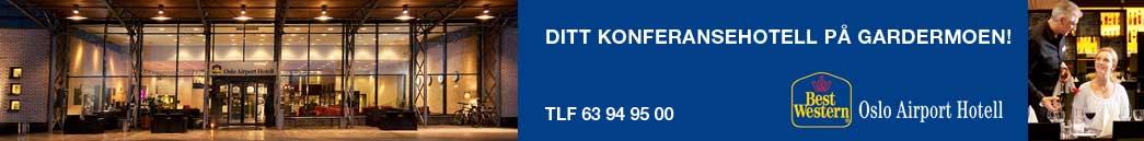 Best Western Oslo Airport – Liggende