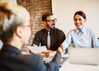 Intervju av jobbsøker