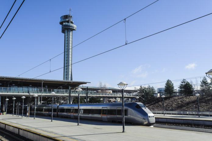 Flytoget Oslo Lufthavn Gardermoen