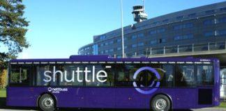 Shuttle Oslo Lufthavn. Gardermoen.