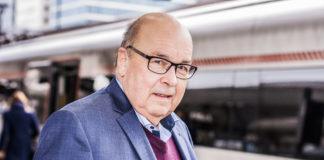 Olaf Vangsein om hotellene på Gardermoen